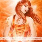 Sacral Chakra by Amber Crystal Elf
