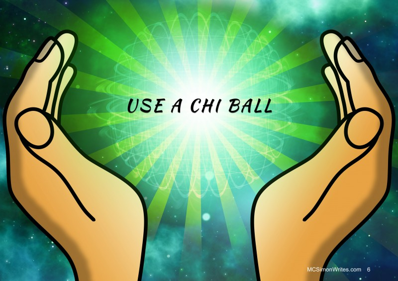 Do Yourself a Favor and Use a Chi Ball