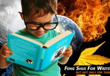 Indie Friday: Feng Shui for Writers